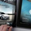 Lexus ES İPad İnteraktif Dergi Reklamı