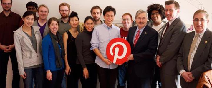 Pinterest artık 2.5 milyar dolarlık bir şirket!