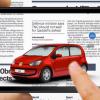 Volkswagen Up: Artırılmış Gerçeklik Uygulaması