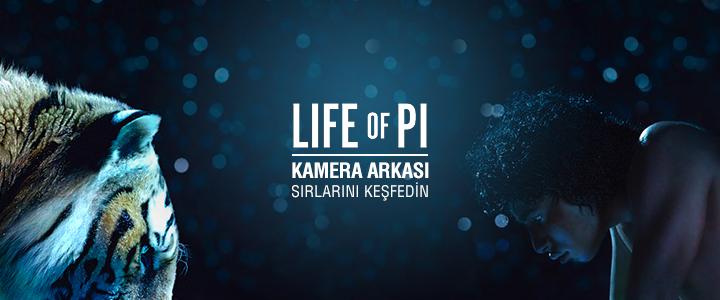 Life Of Pi Kamera Arkası Sırlarını Keşfedin
