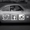 Sosyal Medya Etkileşimi İle Çalışan Otomobil İcat Edildi!