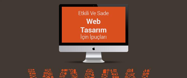 Etkili Web Sitesi Tasarımı Nasıl Olmalıdır?