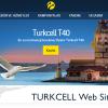 Turkcell Web Sitesi Yenilendi