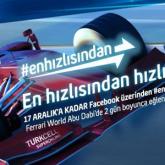 Turkcell Superonline Facebook Kampanyası: #enhızlısından