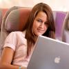 Uçakta İnternet Dönemi Başlıyor!
