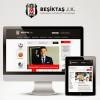Beşiktaş Kurumsal Web Sitesi Yenilendi