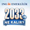 ING Emeklilik Facebook Kampanyası: 2033'te Ne Kalır?