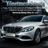 Mercedes-Benz Sosyal Medya Kampanyası: Yönetmen Sensin