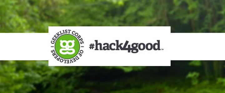 İklim Değişikliğine Karşı Hackathon: Hack4Good