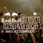 Red Bull'dan Yeni Bir Macera: Kutu Kapmaca
