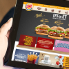 Burger King Türkiye Web Sitesi Yenilendi