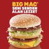 McDonald's Sosyal Medya Kampanyası: #SeniSendenAlanLezzet