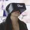 Sanal Gerçekliğe Modanın Gözünden Bakmak: Dior Eyes