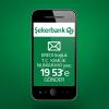 """Şekerbank ve Pharos Media'dan Başarılı """"Hedefli SMS"""" Projesi"""