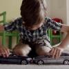 Mercedes-Benz'den Çarpışmayan Oyuncak Otomobiller