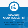 Dijital Maraton – SEO, SEM, Analytics Eğitimi