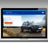 Dacia'nın Yeni Web Sitesinde Bir İlk!
