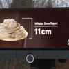 McDonald's'tan Gerçek Zamanlı Billboard Çalışması
