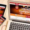 Popeyes Türkiye'nin Web Sitesi Yenilendi