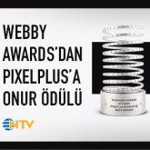 The Webby Awards'dan Pixelplus'a Onur Ödülü