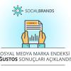 SocialBrands, Sosyal Medyanın Ağustos Liderlerini Açıkladı!