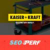 Kaiser+Kraft SEO Süreçleri için SEOPerf ile Anlaştı