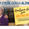 Abdi İbrahim'den Dünya Alzheimer Günü'ne Özel Kampanya