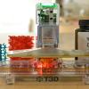 Çantada Taşınabilen 3D Yazıcı: T3D