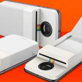 Motorola, Polaroid Fotoğraf Basan Modunu Tanıttı
