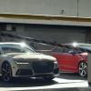 Audi Sahiplerinin Otopark Savaşına Dönen Yılbaşı Alışverişi