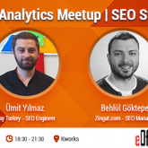 eOfis Analytics Meetup | SEO Strateji