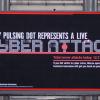 Siber Saldırıların Ne Kadar Sık Yaşandığını Gösteren Billboard