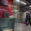 KFC, Metro İstasyonunu Müzeye Dönüştürdü
