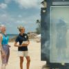 Danimarka Soğuğunu Sıcacık Kumsala Taşıyan Hava Simülatörü