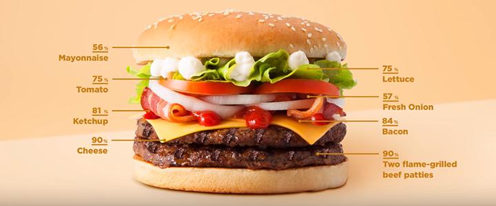 Burger King'in Instagram Stories'le Belirlenen Yeni Whopper'ı