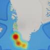 Küresel Isınmanın Zararlarını Snapchat Haritasında Gösteren Kampanya