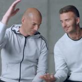 Beckham ve Zidane'ın Dostluğu, Adidas'ın 2018 FIFA Dünya Kupası Reklamında!