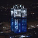 BMW Genel Merkezinin Elektrik Pillerine Dönüşümü