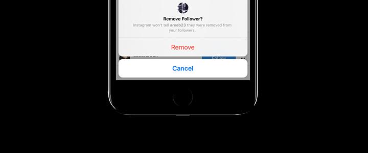 Instagram, Herkese Açık Profillerde Takipçi Kaldırma Özelliği Üstünde Çalışıyor