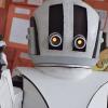 Savaş Çocuklarının Kaçış Robotu