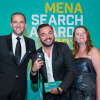 Kubix Digital MENA Search Awards'tan 2 Ödül İle Döndü!