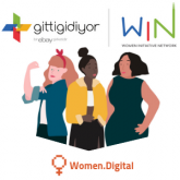 Women.Digital 7 Ocak'ta GittiGidiyor'a Konuk Oluyor!