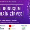 Dijital Dönüşüm; Blockchain Zirvesi 26 Nisan'da İstanbul'da Gerçekleşiyor!