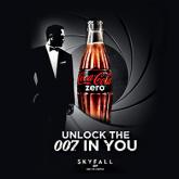 Coca-Cola Zero İçinizdeki 007'yi Ortaya Çıkarıyor