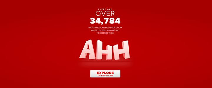 Cola'nın Yeni Reklam Kampanyası: Ahh Etkisi