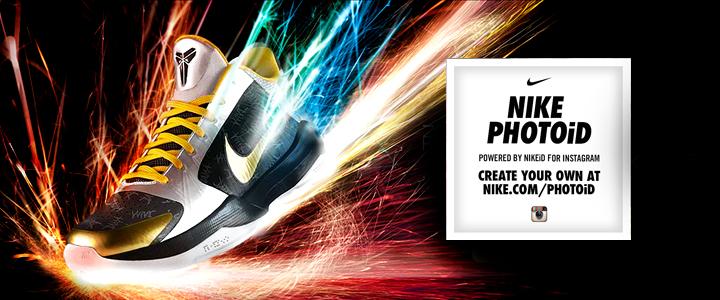 Nike PHOTOid: Instagram Fotoğraflarınızdan Esinlenen Ayakkabı Tasarımları