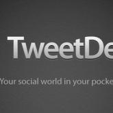 Twitter Web Tabanını ve Chrome TweetDeck Uygulamasını Güncelledi!