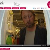 LG Tweet Atan Buzdolabı