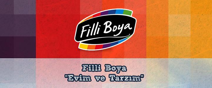 Filli Boya Facebook Yarışması: Evim ve Tarzım
