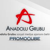 Anadolu Grubu Sosyal Medya Çalışmaları İçin Promoqube İle Anlaştı